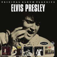 Cover Elvis Presley - Original Album Classics [2012/2]